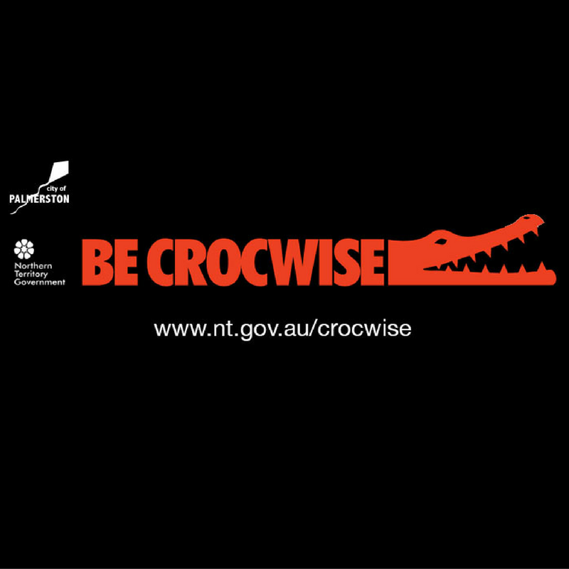 Keep Australia Beautiful NT Be Crocwise
