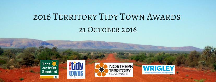 Territory Tidy Town