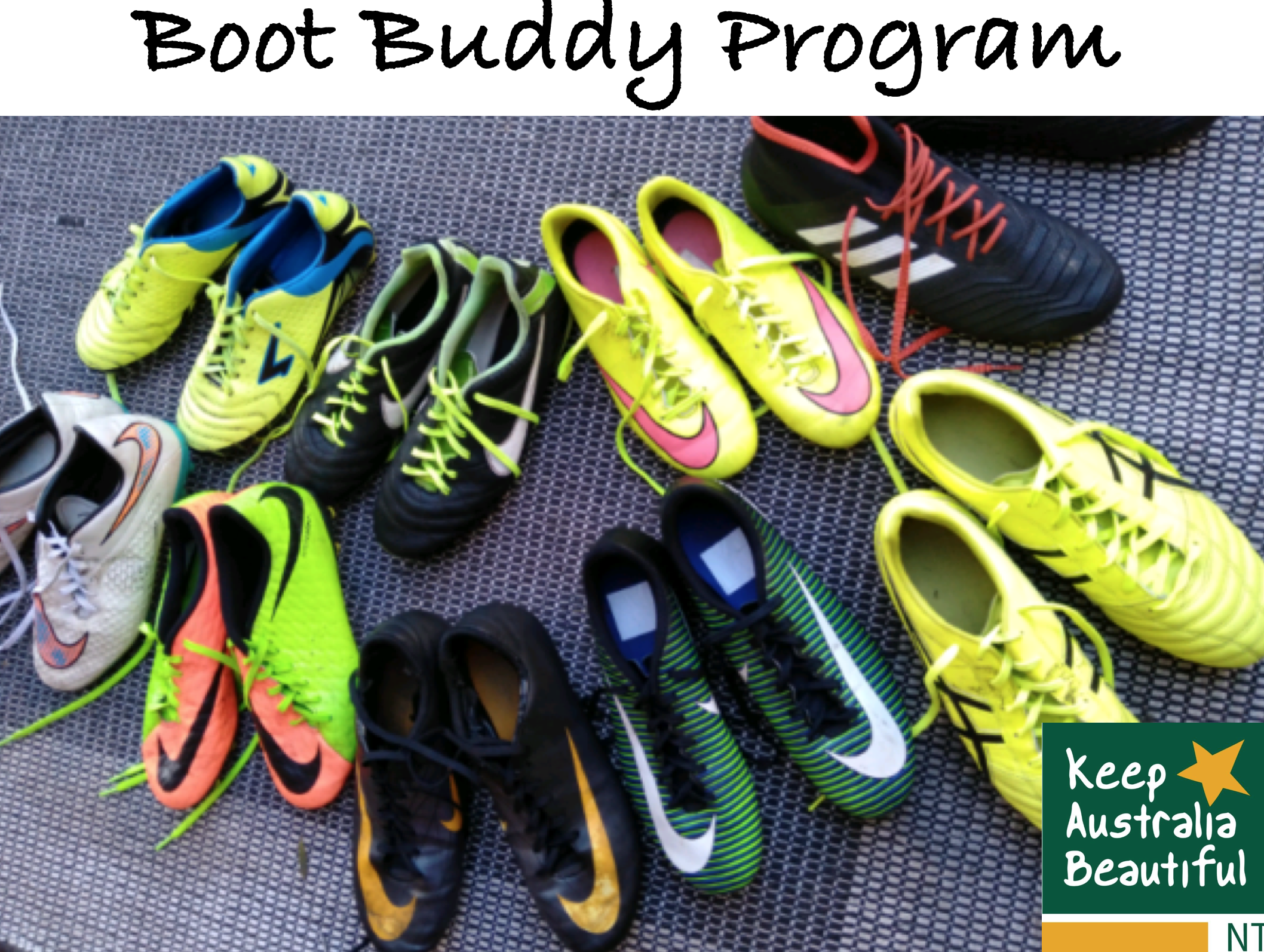 KABCNT Boot Buddy Program