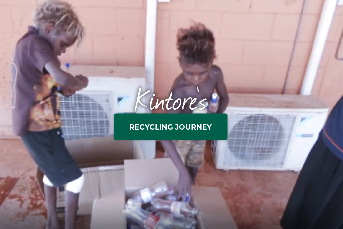 Kintore's Recycling Journey
