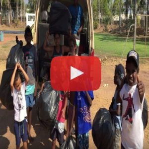 The Youth of Gunbalaya have put together this video to showcase the hard work they have been demonstrating to raise awareness around littering and maintain a 'Tidy Town' as part of the Keep Australia Beautiful Council NT Initiative.