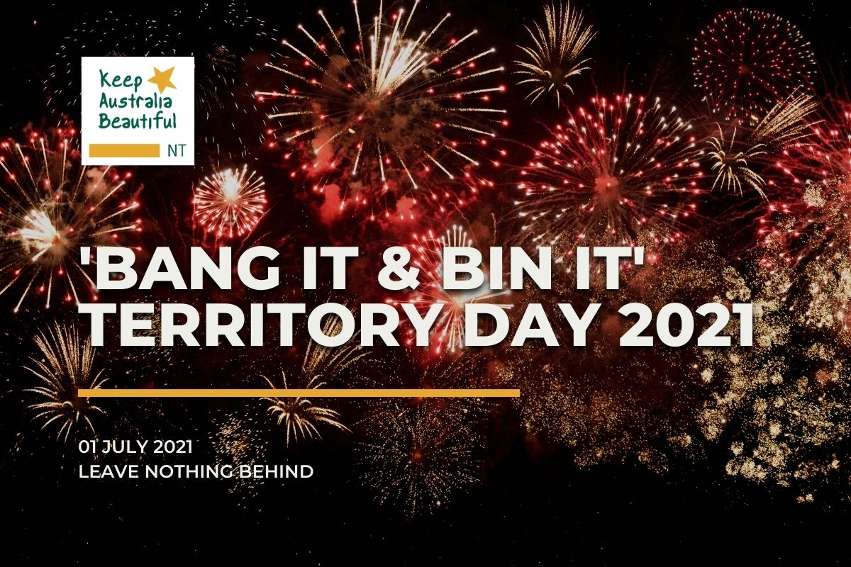 bang It and Bin It; Dispose of fireworks correctly