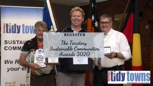 Register for Sustainable Communities TTT Awards 2020