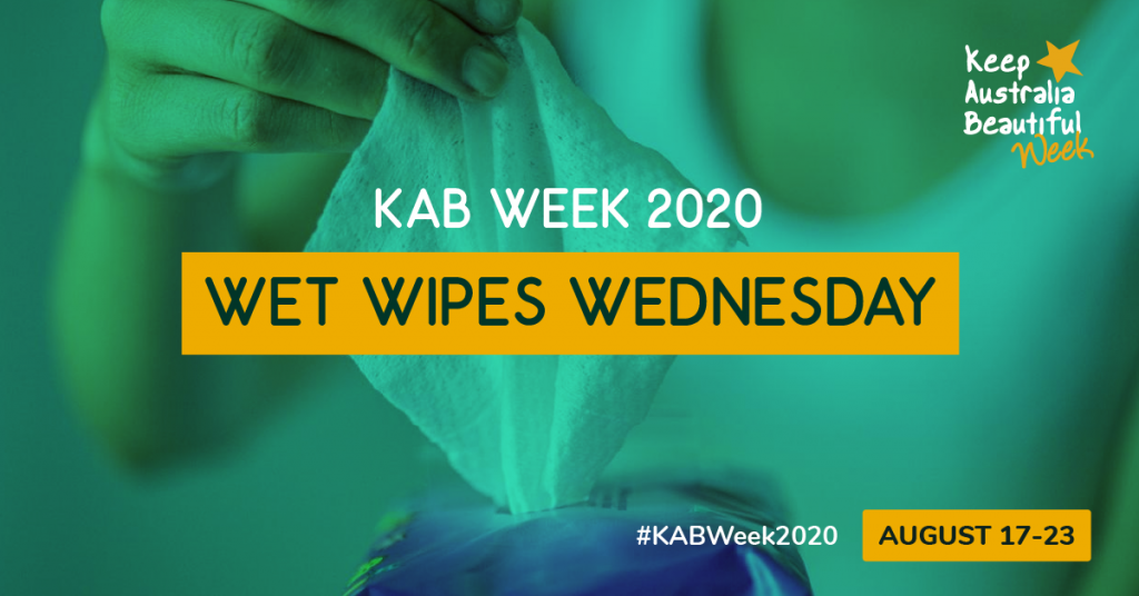 Wet Wipes Wednesday