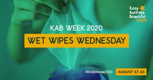 Wet Wipes Wednesday