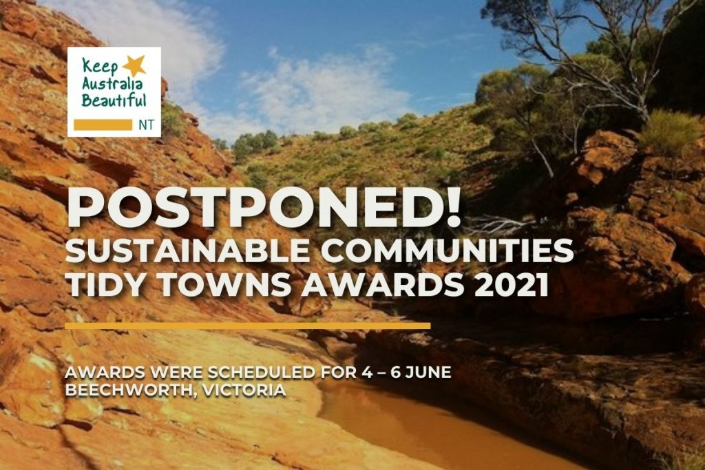 Postponed! Sustainable Communities Tidy Towns