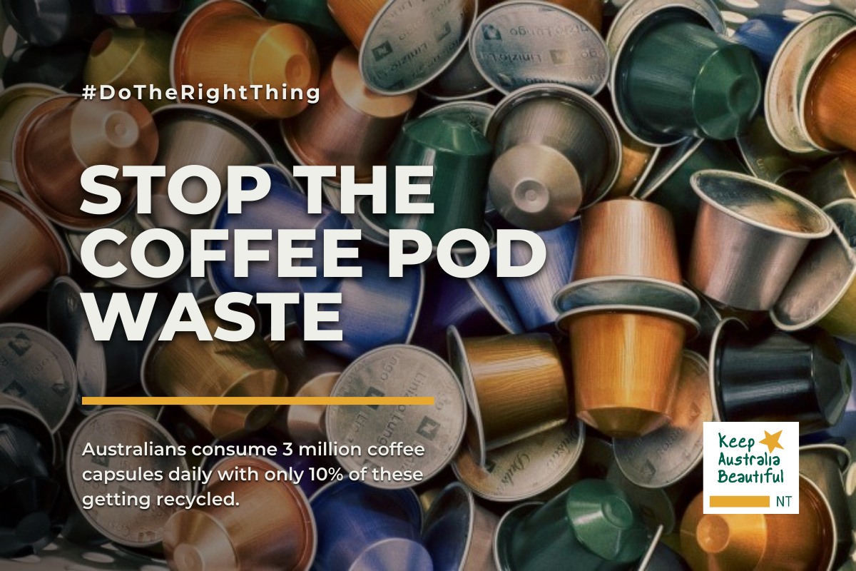 Stop the Coffee Pod waste